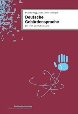 Deutsche Gebärdensprache: Ein Lehr- und Arbeitsbuch - 1