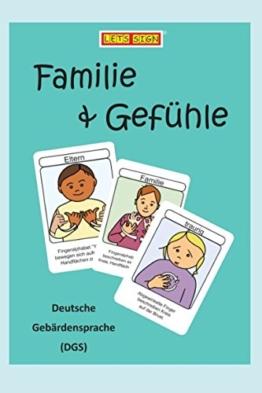 Deutsche Gebärdensprache FAMILIE & GEFÜHLE (Let's Sign DGS, Band 1) - 1