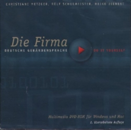 Die Firma, Teil 1: Deutsche Gebärdensprache Do-It-Yourself - 1