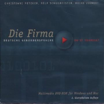Die Firma, Teil 1: Deutsche Gebärdensprache Do-It-Yourself - 1