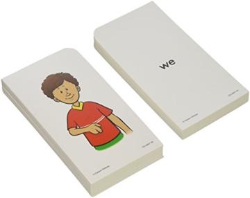 Gebärdensprache Flash-Karten - 3