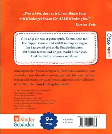 Otto spielt (Kindergebärden) - 2