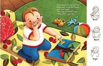 Otto spielt (Kindergebärden) - 3