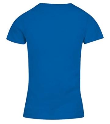 teezily Gebärdensprache, was IST Deine Superkraft? - Frauen T-Shirt - Royal Blau - 2