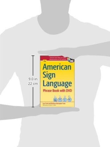 The American Sign Language Phrase Book with DVD - 2
