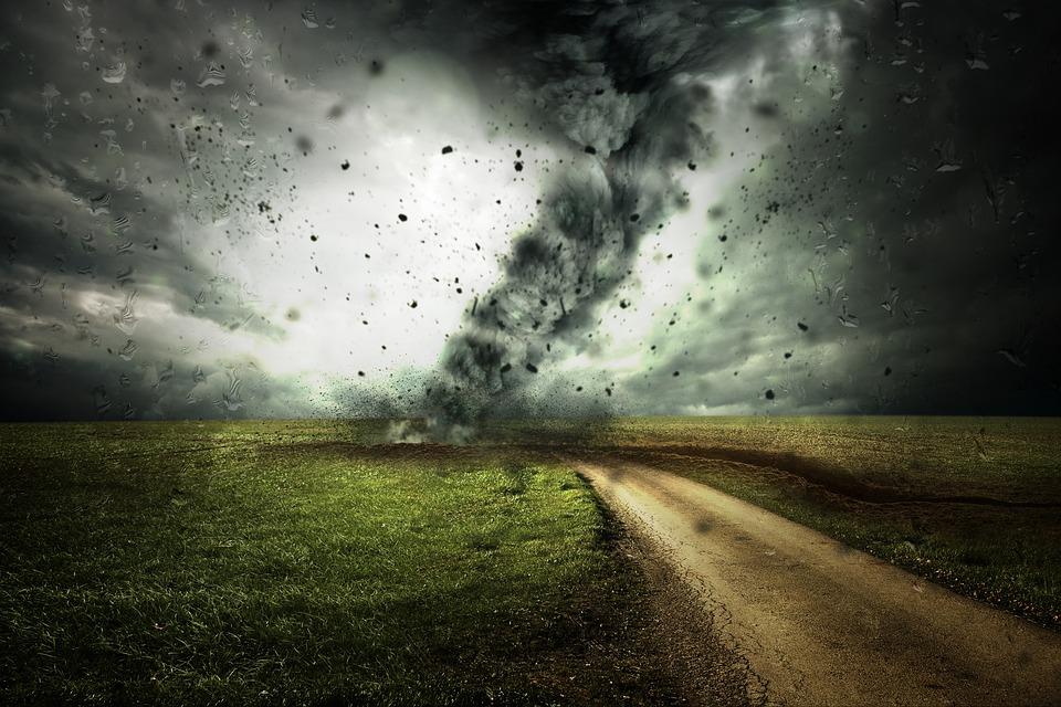 Gehörlose Orkan