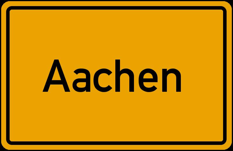 Gebärdensprache lernen in Aachen - NRW
