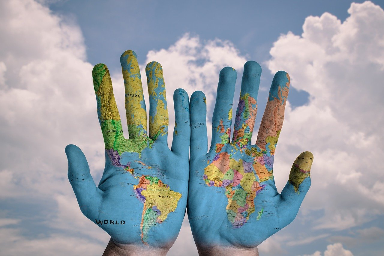 Ist die Gebärdensprache auf der ganzen Welt gleich?